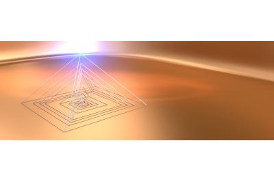 Pyramid, base dimension 3031x3031